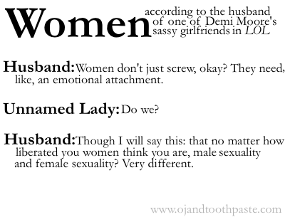 female sexuality LOLmovie