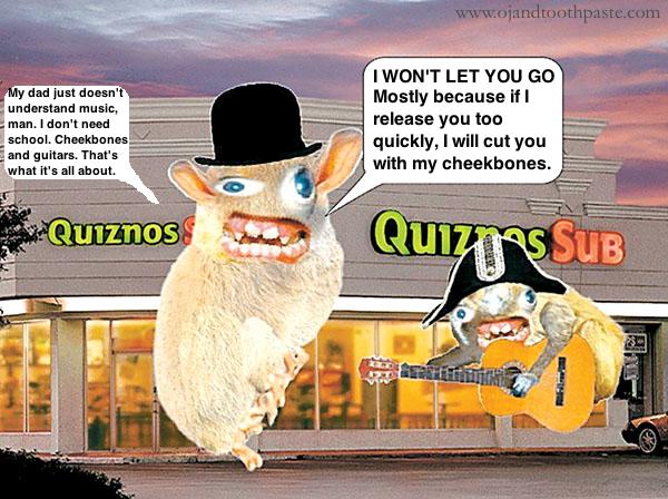 quiznos creepy animals2